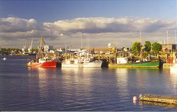 Portsmouth Harbor Boats - Photo ©Patrick Stevens