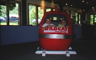 Gondola to Wildcat